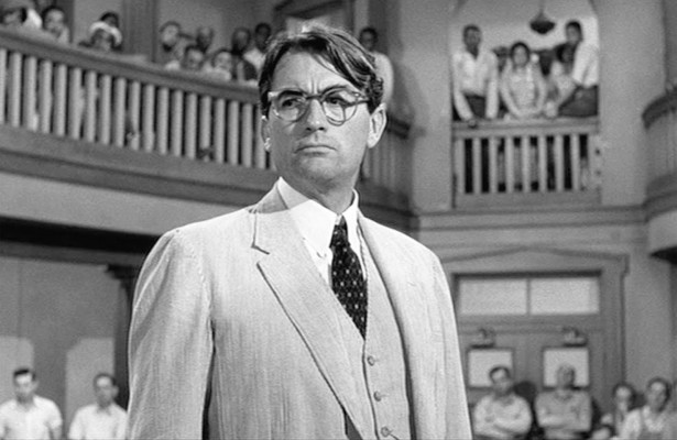 Atticus Finch - To Kill A Mockingbird