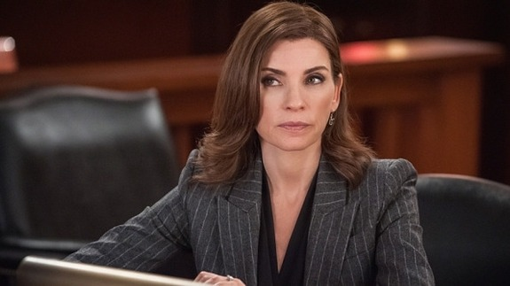 Amazing Alicia Florrick: The Good Wife (Source: masgable.com)