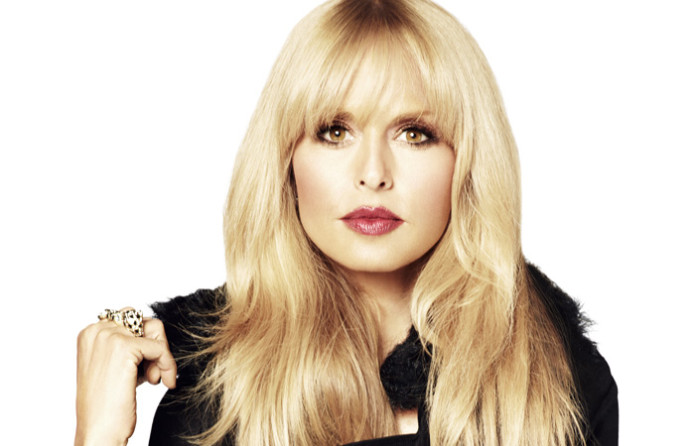 Rachel Zoe, celebrity stylist and fashion icon.
